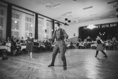 Vystoupení na maturitním plese 2
