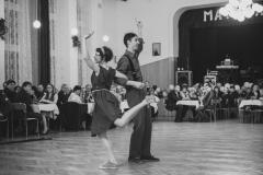 Vystoupení na maturitním plese 3
