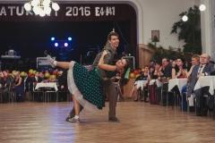 Vystoupení na maturitním plese 4